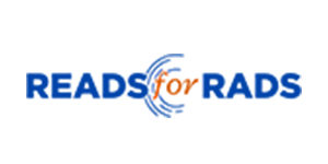 Reads for Rads Logo