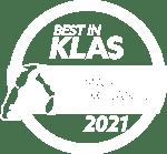 KLAS-Logo-White