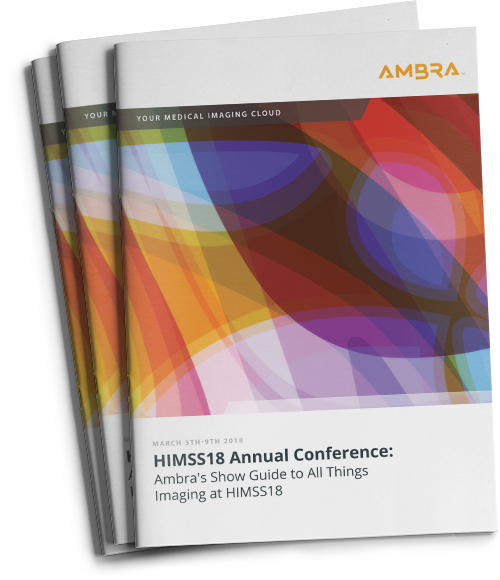 Ambra's HIMSS18 Show Guide