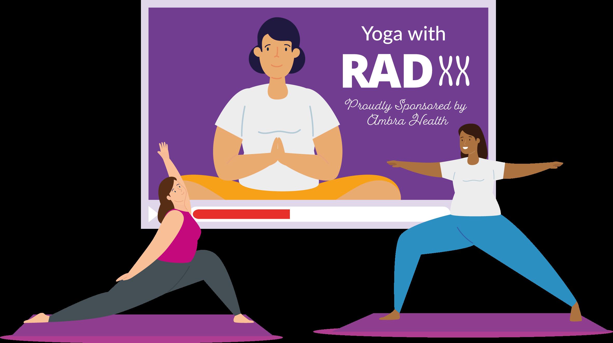 Yoga with RADxx