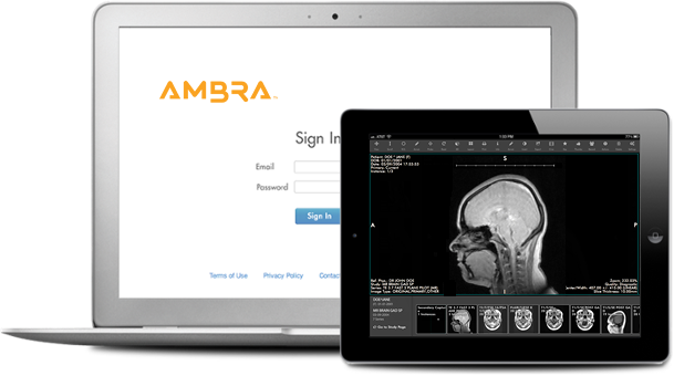 Ambra Health DICOM Viewer and Cloud VNA