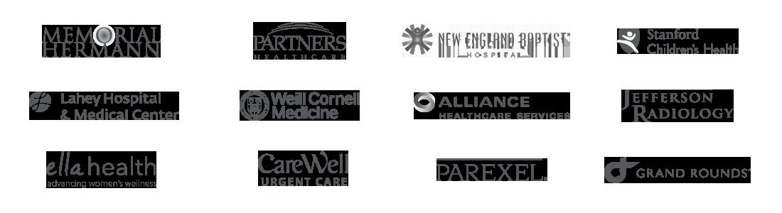 Ambra Health Clients